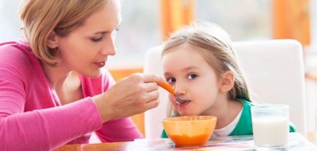 وجبات طفلي بالخطوات المصورة ما شاء الله تبارك الله