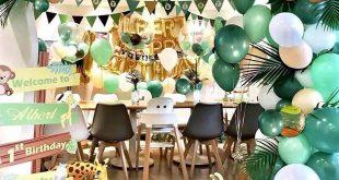 البالونات زينة الحفلات