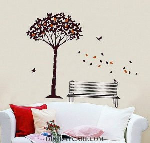 صورة طريقة رسم الشجرة على الجدار تلبية لطلب العضوات unnamed file 503 300x286