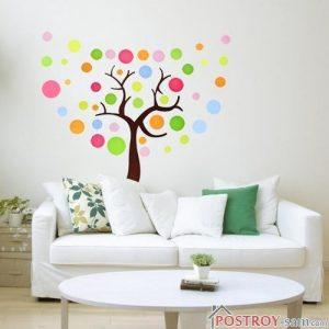 صورة طريقة رسم الشجرة على الجدار تلبية لطلب العضوات unnamed file 504 300x300