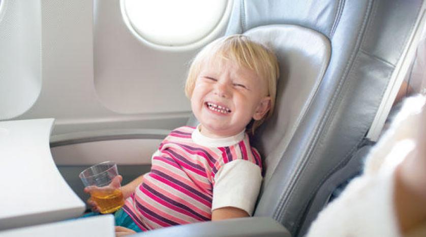 كيف اسيبك السفر مع الطفل