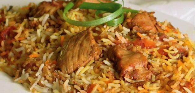 مسالا الدجاج البريانى بالكيفية الباكستانية بالخطوات المصوره