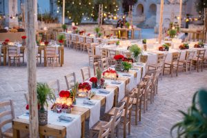 مفارش طاولات هدايا للافراح والزواجات