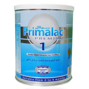 حليب بريمالاك للرضع Primalac سؤال